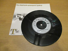 "The Boomtown Rats ‎– The Elephants Graveyard (Guilty) Vinyl 7"" Single   BONGO 2"
