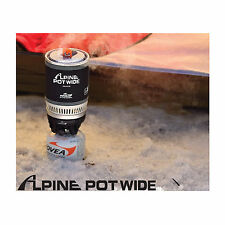 Kovea Alpine Pot Wide Gas Stove KB-0703W for outdoor life