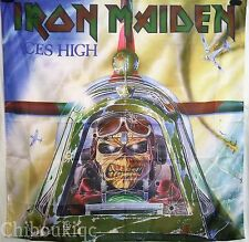 IRON MAIDEN Aces High HUGE 4X4 BANNER poster tapestry cd album cover art
