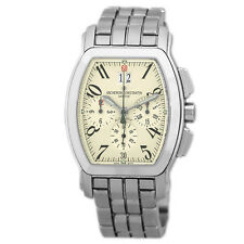 VACHERON CONSTANTIN Stainless Steel Royal Eagle Chronograph 49145 Box Warranty