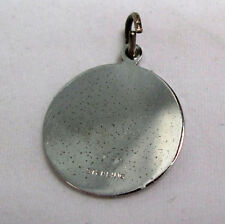 """Sweet 16 Sterling Silver Charm 3/4"""""""