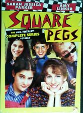 SQUARE PEGS The COMPLETE SERIES 19 Episodes + Special Features 3-Disc Set SEALED