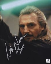 Liam Neeson ++ Autogramm ++ Star Wars ++ 96 Hours ++ 72 Stunden