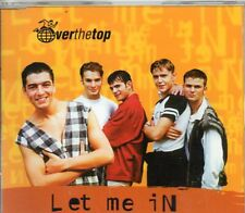 ★ MAXI CD OTT ( OverTheTop ) Let Me In 2-track jewel case  ++ RARE ++   ★