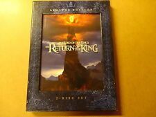 2-DISC LIMITED EDITION DVD / THE LORD OF THE RINGS - THE RETURN OF THE KING