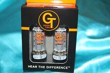 Matched Quartet Groove Tubes, GT-EL34-R-M Tubes, Medium 5 Rating, MPN 5550113572