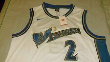 GOD SHAMMGOD WELLS NIKE! Washington Wizards Basketball HOME Jersey XXL NICE!!