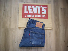 LEVIS LVC 505-0217 w33 l32 Big E vintage clothing selvedge/selvage