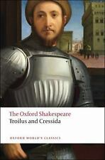 Troilus and Cressida (The Oxford Shakespeare; Oxford World's Classics)-ExLibrary