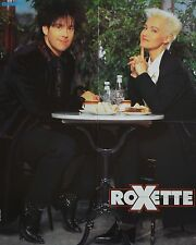 ROXETTE - A2 Poster (XL - 42 x 55 cm) - Clippings Fan Sammlung NEU
