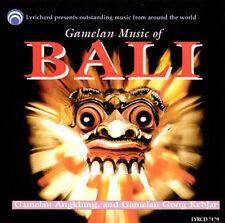 Gamelan Music of Bali, Gamelan Angklung, Gamelan Gong Kebjar