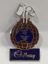 CADBURY CHOCOLATE GLOBE OLYMPIC GAMES 2000 PIN BADGE COLLECT #616