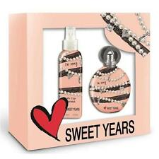 sweet years eau de toilette 100ml+latte corpo 150ml ref.3300431