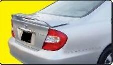 PAINTED ANY COLOR FOR TOYOTA CAMRY 2002-2006 SPOILER WING NEW W/LED LIGHT