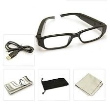 HD Spy Glasses Camera Hidden Eyewear Mini DVR Video Recorder Cam Camcorder  HY