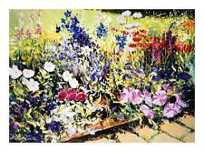 Heidi Coutu Midsummer Days Garden I Poster Kunstdruck Bild 58x78cm - Portofrei