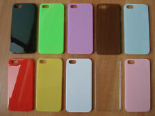 Wholesale Lot of 20 Hard Plastic Case Cover Skin Assorted Colors for iPhone 5 5s