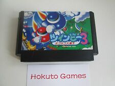 Nintendo Famicom NES (NTSC-J) Twin Bee Twinbee 3 (Japan Import)
