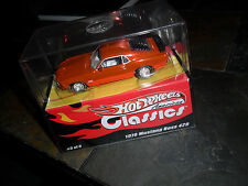 Hot Wheels American Classics 1/43 Scale 1970 Mustang Boss 429 only #1031 of 2000