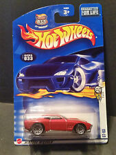 2003 Hot Wheels #33 First Editions 21/42 - GT-03 - 56359 - Card A
