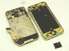 Apple iPhone 4s marco intermedio hembrilla de carga Power Flex Middle Bezel frame completamente