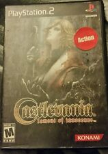 Castlevania: Lament of Innocence PS2 Complete With Disc Case & Manual