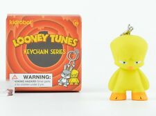 Kidrobot Looney Tunes Vinyl Key Chain Figure - Tweety Bird