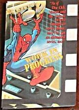 AMAZING SPIDERMAN WORK IN PROGRESS GIVEAWAY PROMO NM