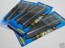 3 x C8205 Scalextric Standard Straight 350mm 1:32 Scale Slot Car Racing (6pcs)