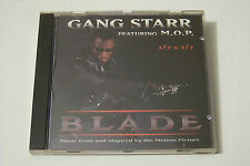 GANG STARR FEAT M.O.P - 1/2 & 1/2 SINGLE CD 1998 (BLADE OST) Guru DJ Premier OOP