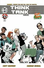 THINK TANK VOL 5 #1 C2C COAST TO COAST COMIC CON ANIMAL VARIANT HOT! NM!