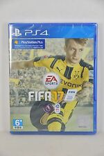 NEW PS4 FIFA 17 Soccer 2017 Football (HK Chinese + English) + 14 Days PSN Plus