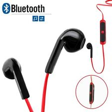 Bluetooth Wireless Headphone 4.0 Stereo Music Sport Headset + Mic for Samsung UK