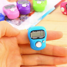 Stitch Marker And Row Finger Counter LCD Electronic Digital Tally Counter LY