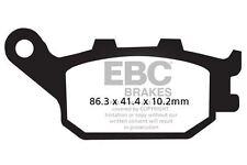 FIT HONDA CBR 600 F1/F2/CBR 600 FS1/FS2 Sport 01 02 EBC Sintered Pad Set Right