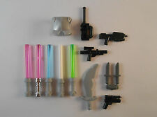 Lego Minifigures - Lot of 12. New! Free shipping! Star wars Armor Radio Knifes