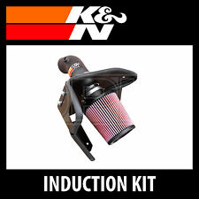 K&N 57i Performance Air Induction Kit 57-1002 - K and N High Flow Original Part