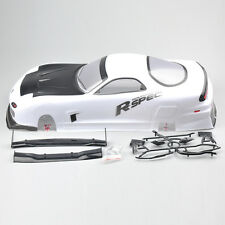190mm EP 1:10 RC Car Touring Drift #016 Tamiya Body Set Mazda RX-7  On Road