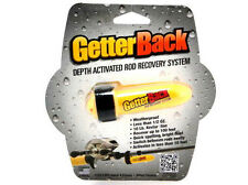 2 DFX SPORTS GETTERBACK DEPTH ACTIVATED ROD RECOVERY SYSTEM FISHING ACCESSORIES