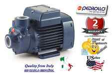 Electric water pump Pedrollo MADE IN ITALY PKm60 Real Power 1/2HP (former PK03)