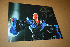 """WWF/WWE/WCW RIC FLAIR SIGNED 8X10 PHOTO THE FOUR HORSEMEN """"THE NATURE BOY"""""""