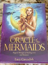 Oracle of the Mermaids, Magical Messages of Healing, Love and Romance NEW sealed