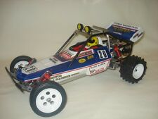 KYOSHO TURBO SCORPION BODY AND WING VINTAGE TBG VERSION 2