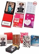 Portasigarette Scatola porta sigarette di Cartone per Confezioni XXL