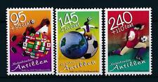 [NA1390] Netherlands Antilles 2002 World Cup soccer South Korea Japan  MNH