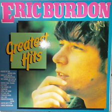 LP Eric Burdon - Greatest Hits VG++ ,Masters MA 020884 Holland Press.
