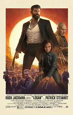 "Logan Movie 11"" x 17"" Poster ( T6 ) - B2G1F"