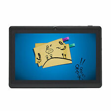 "New 16GB iRulu 7"" Android 4.4 Tablet PC Quad Core Dual Camera Allwinner A33"