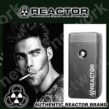 REACTOR BLACK-OPS TESLA COIL PLAZMA LIGHTER Flamless USB Rechargeable Lighter