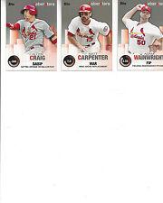 2014 Topps Series 2 Saberstars Allen Craig St. Louis Cardinals SST 16